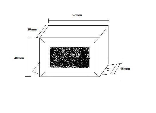 Transformador AC 230V / 7,5 + 7,5 V 1A 12VA