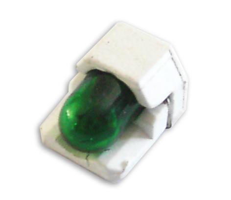 Lampada SMD 3mm 6V 100mA - Verde