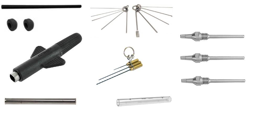Kit de Acessórios p/ Ferro Dessoldar JBC DR560-A