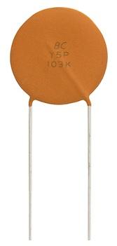 Condensador Ceramico 0,039uF 500V