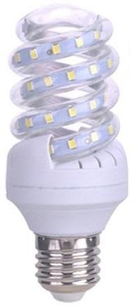 Lampada LED Espiral 220V E27 B5 11W Branco F. 6000K 360º 1000Lm