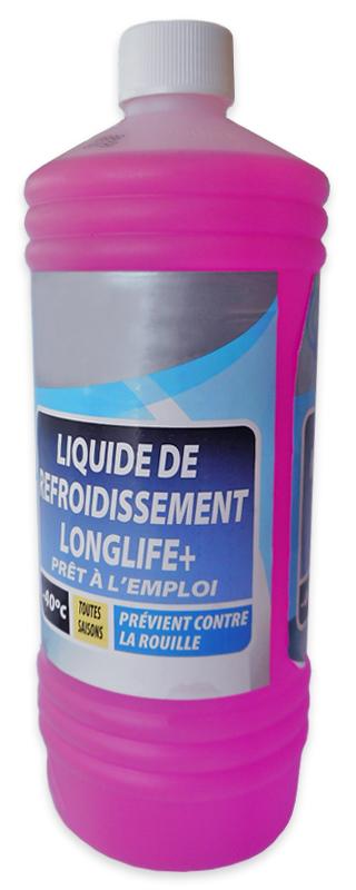 Liquido Refrigerante -40ºC p/ Radiador Automóvel (1L) - ProFTC