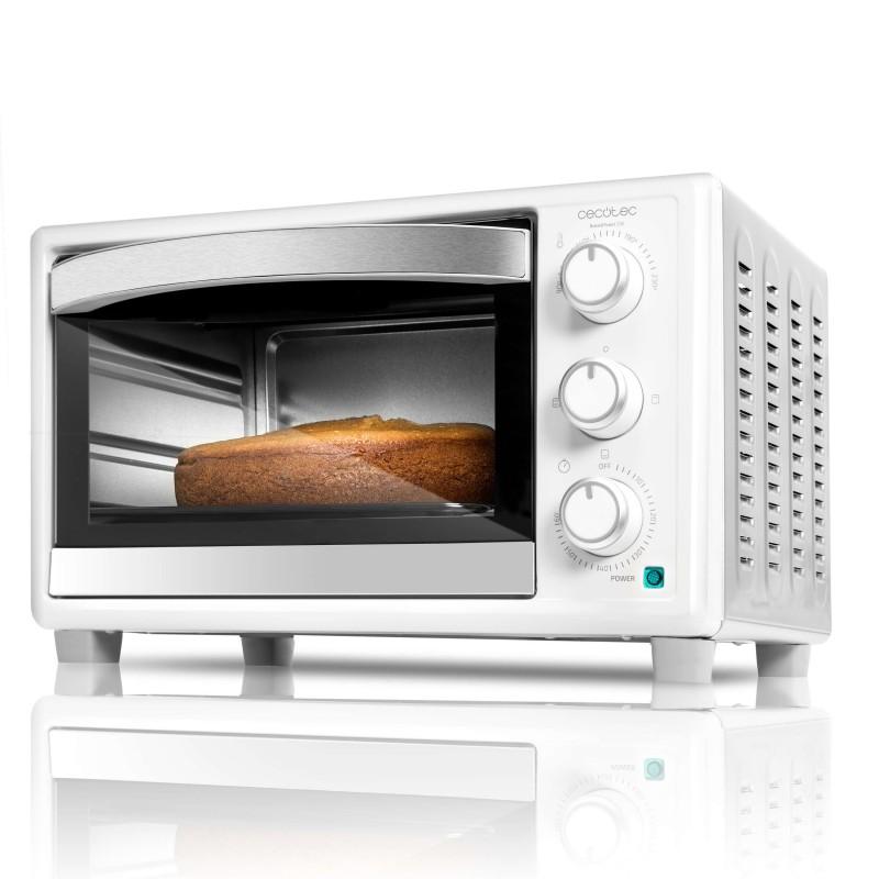 Mini Forno Bake&Toast 590 1500W 23L - CECOTEC