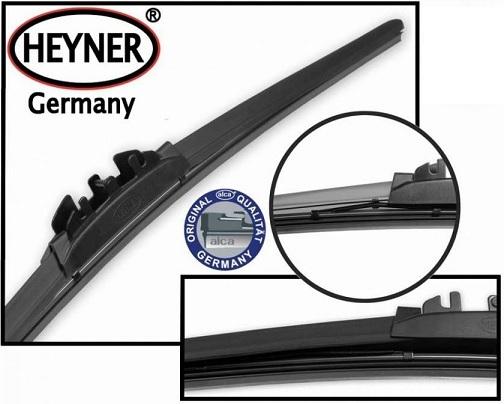 Escova Limpa Vidros 23 (580mm) - HEYNER HYBRID