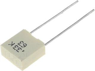Condensador Poliester 0,33uF 63V