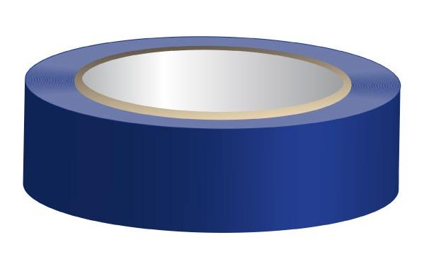 Fita Isoladora Azul 10 mts -  ProFTC