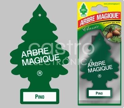 Ambientador Auto (PINO) - ARBRE MAGIQUE
