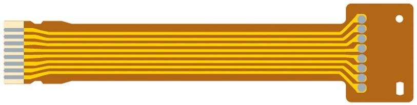 Fita Auto Rádio PIONEER CNP4440 (8 Ligações)