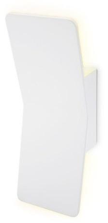 Projector de Parede Interior 6W Branco Q. 3000K - GSC