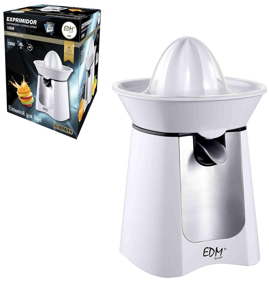 Liquidificadora / Espremedor Automático Fruta 100W - EDM