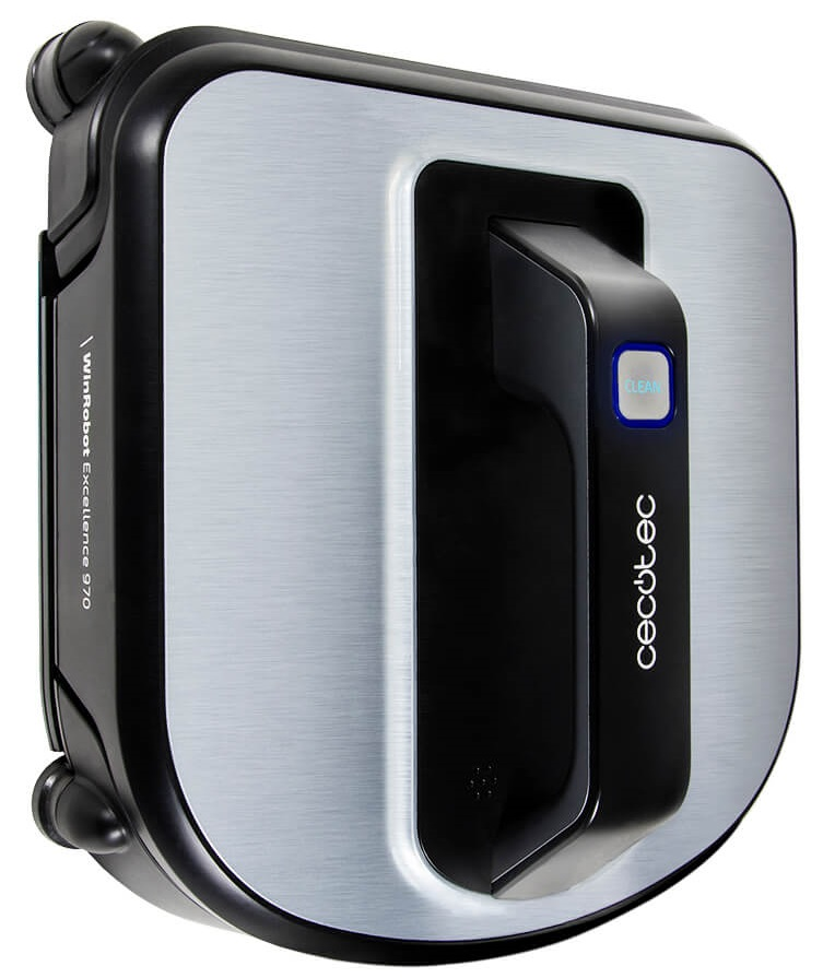Robot Limpa-Vidros Conga WinDroid Excellence 970 - CECOTEC