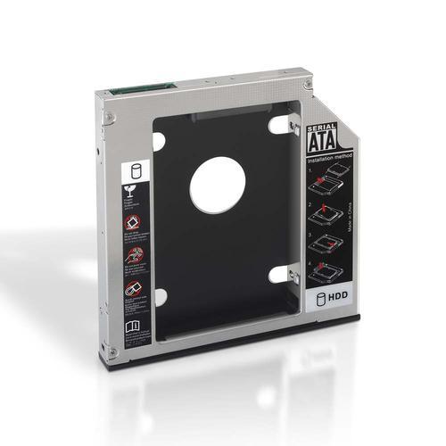 Conversor de Slot CD p/ Slot Disco Rigido 2,5 (12,7mm) - Nanocable