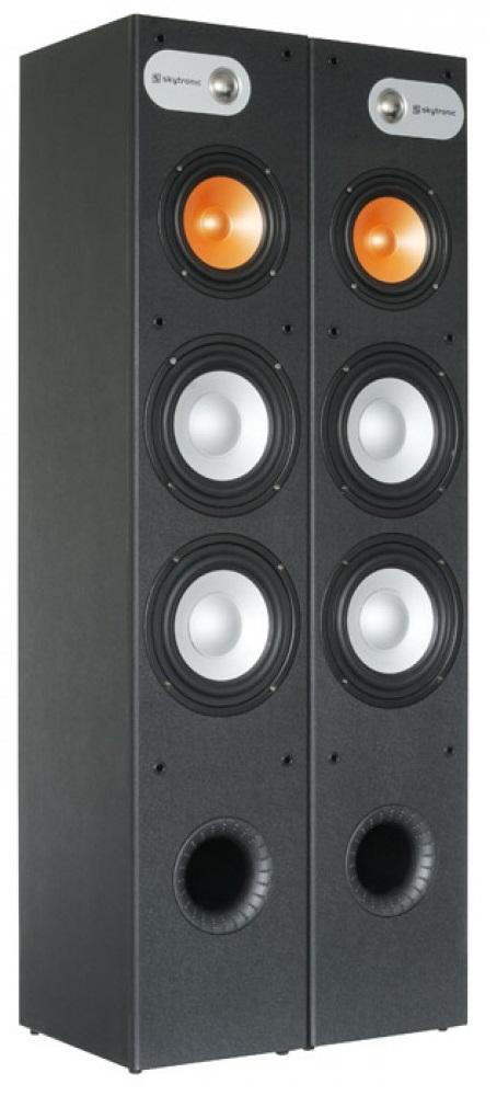 Sistema Hi-Fi Home Theatre 3 Vias 500W (SHFT655B)  - FENTON