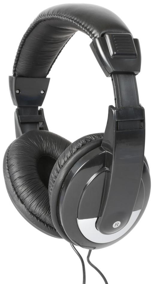 Auscultadores DJ (SH120) - Skytec