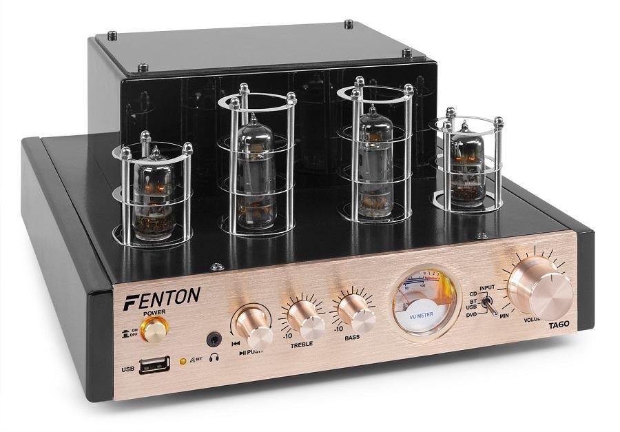 Amplificador de Válvulas TA60 35W c/ Bluetooth - FENTON