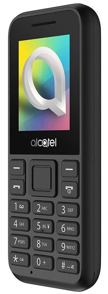 Telemovel 2G 1.8 Dual SIM c/ Câmara/Rádio FM (Preto) - ALCATEL