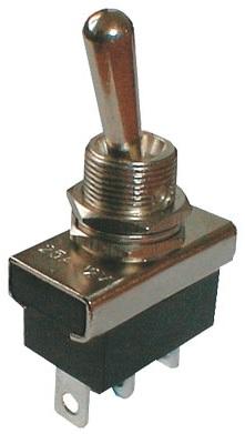 Interruptor ON-ON (2 Pol. / 3 Pin.) 12V