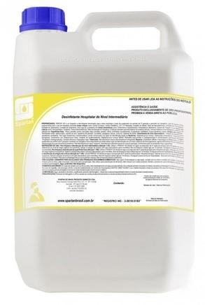 Desinfetante Concentrado BFV-A 20L - GLOW