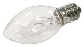Lampada 220V E12 7W