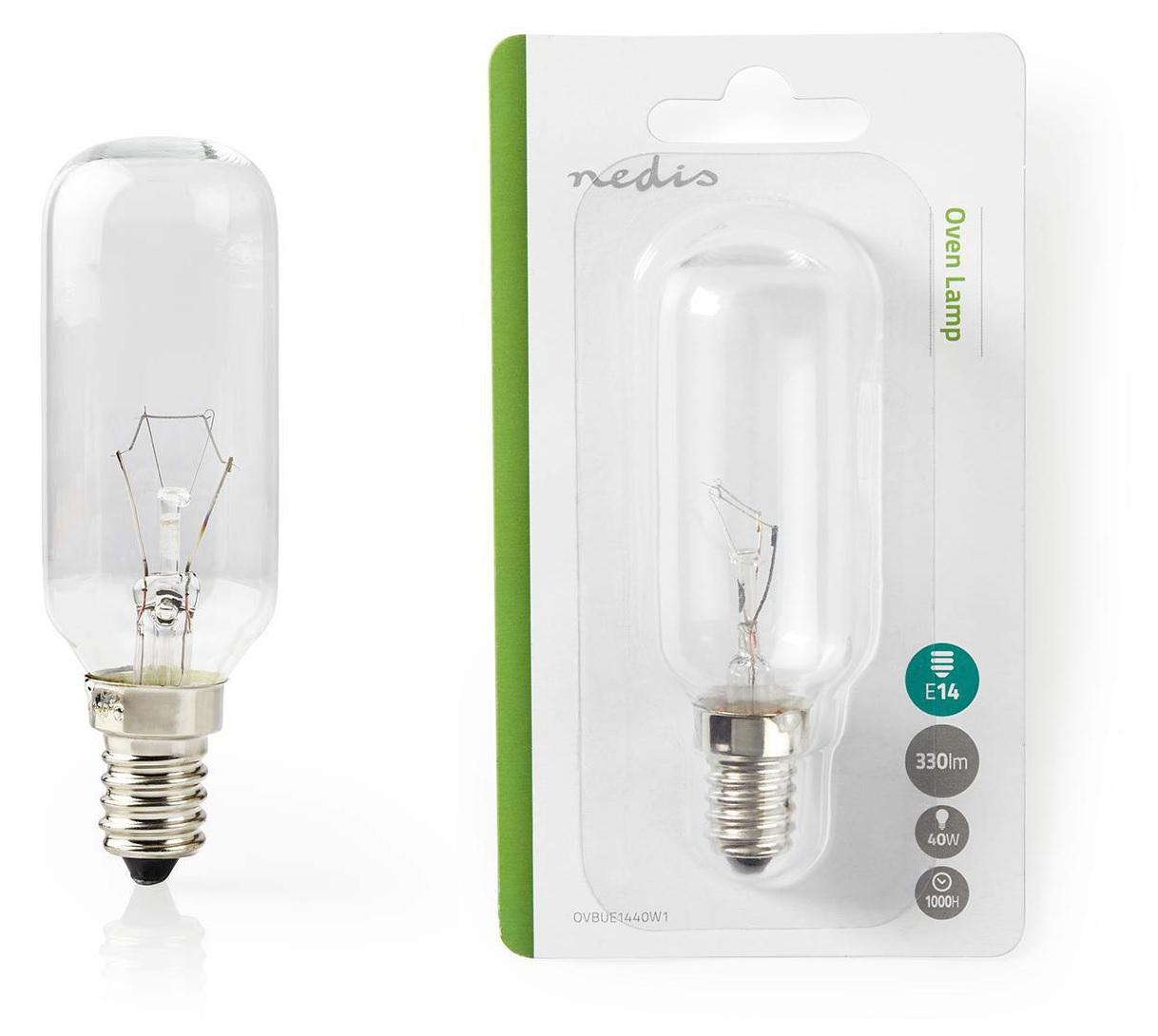 Lampada E14 220V 40W 300º - NEDIS