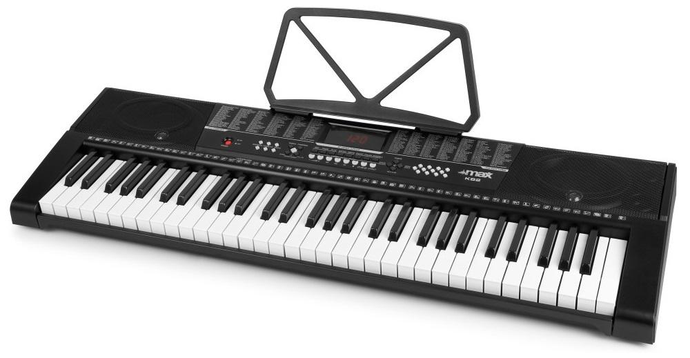 Orgão Teclado Musical Electrónico (61 Teclas) KB2 - MAX