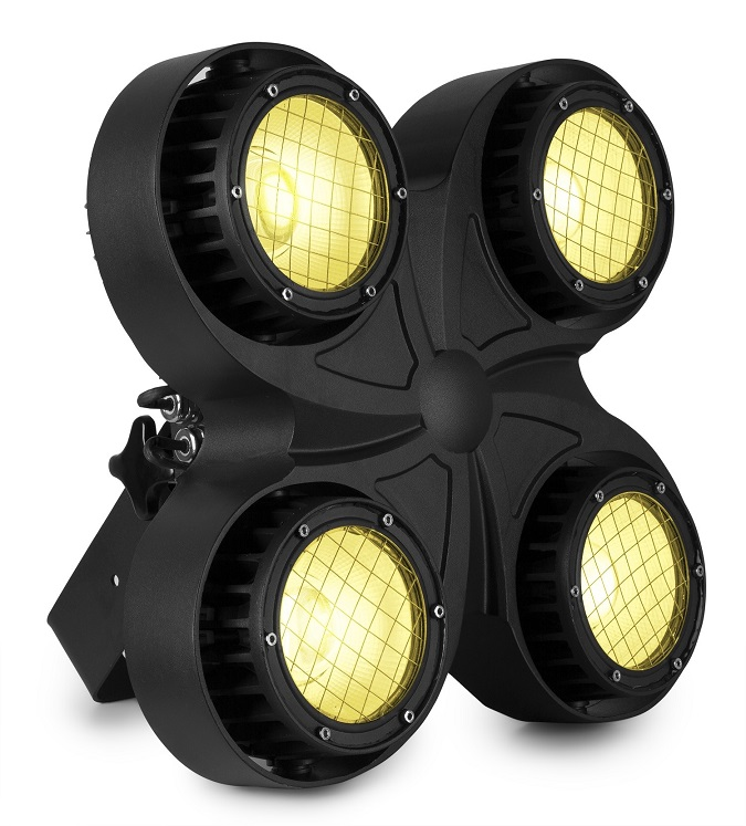 Blinder LED 4x 100W 2-EM-1 (c/ Strobe) IP65 SB400IP - beamZ