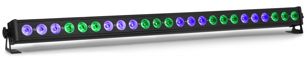 Barra LEDs 4-EM-1 24x 4W RGBW DMX (LCB244) - beamZ