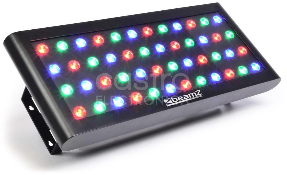 Painel 48 LEDs 1W RGB DMX (LCP48) - beamZ