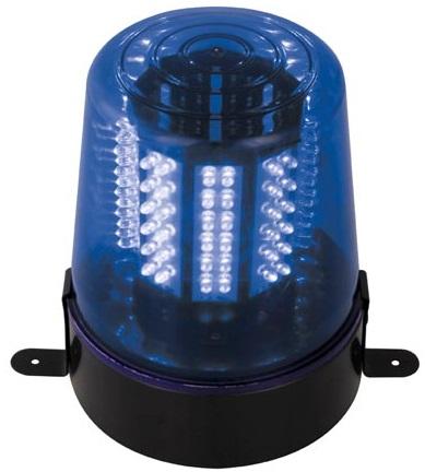 Luz de Emergência (108 LEDs) 12V Azul - HQ Power