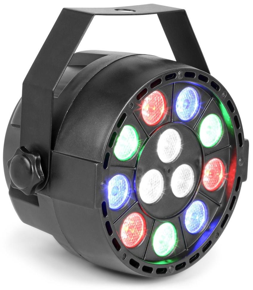 Projector 12 LEDs RGBW x 1W DMX (12W) - MAX