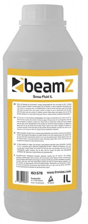 Liquido 1L p/ Máquinas de Neve - beamZ