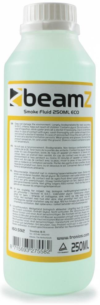 Liquido ECO p/ Máquina de Fumo (250ml) - beamZ