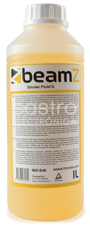 Liquido p/ Máquina de Fumo (1 Litro) - beamZ