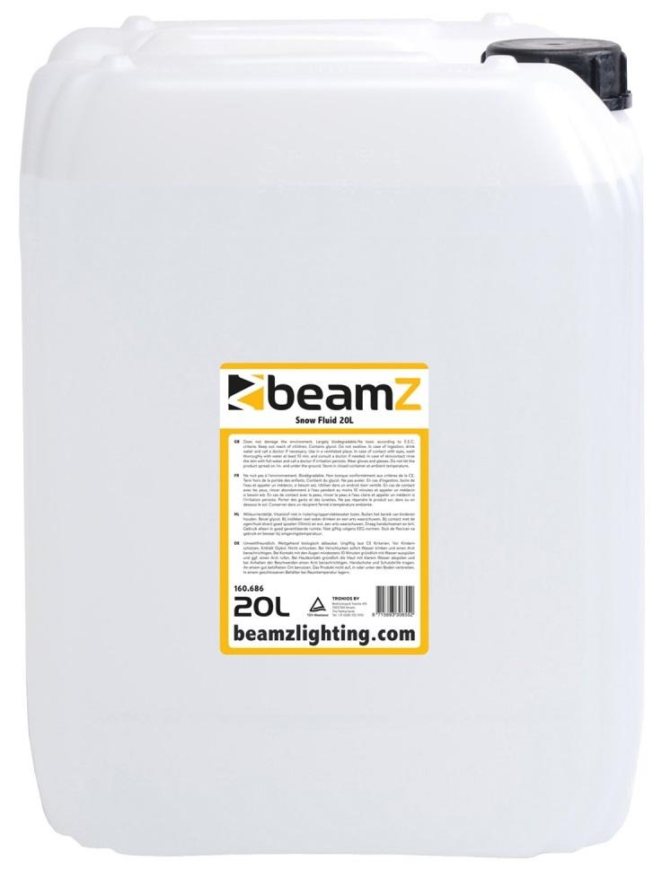 Liquido 20L p/ Máquinas de Neve - beamZ