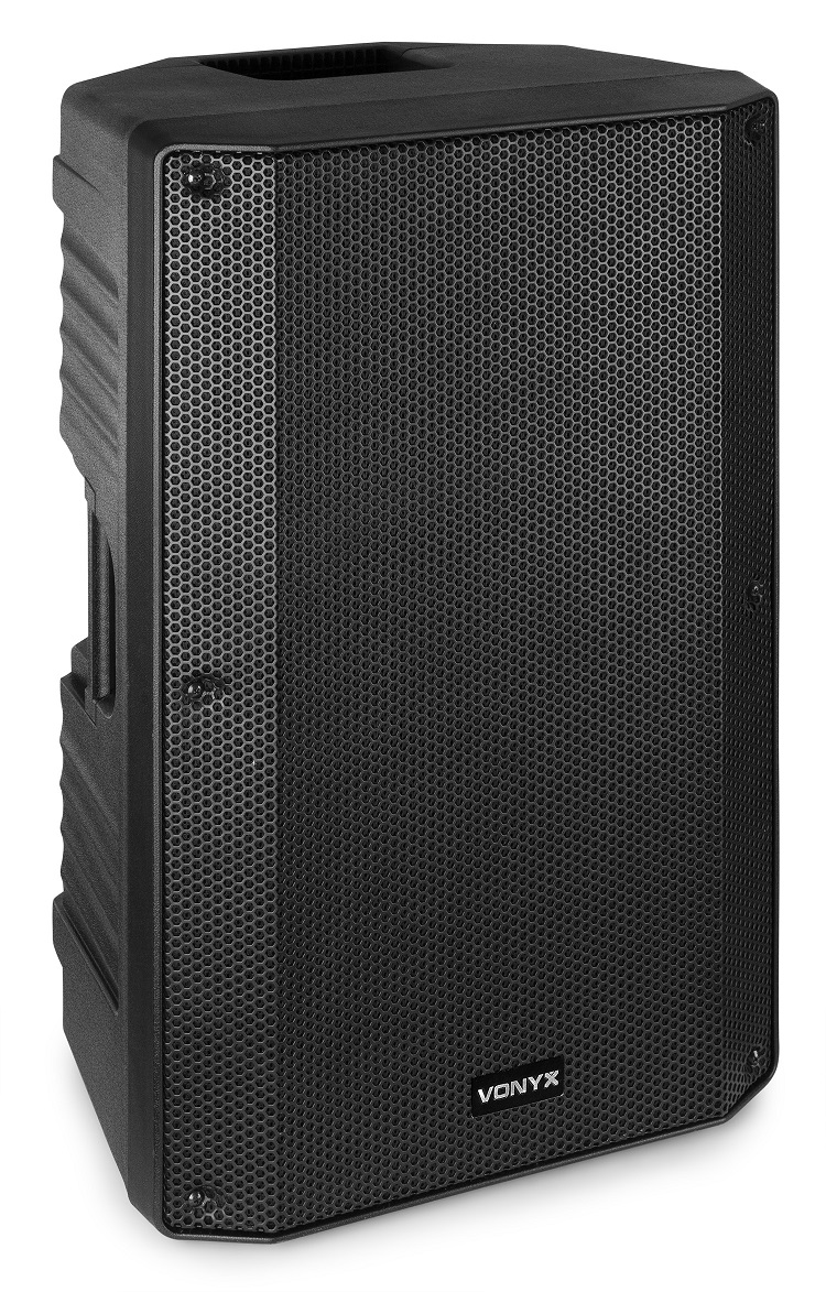 Coluna Bi-Amplificada 12 800W Bluetooth/USB/MP3 (VSA12BT) - VONYX