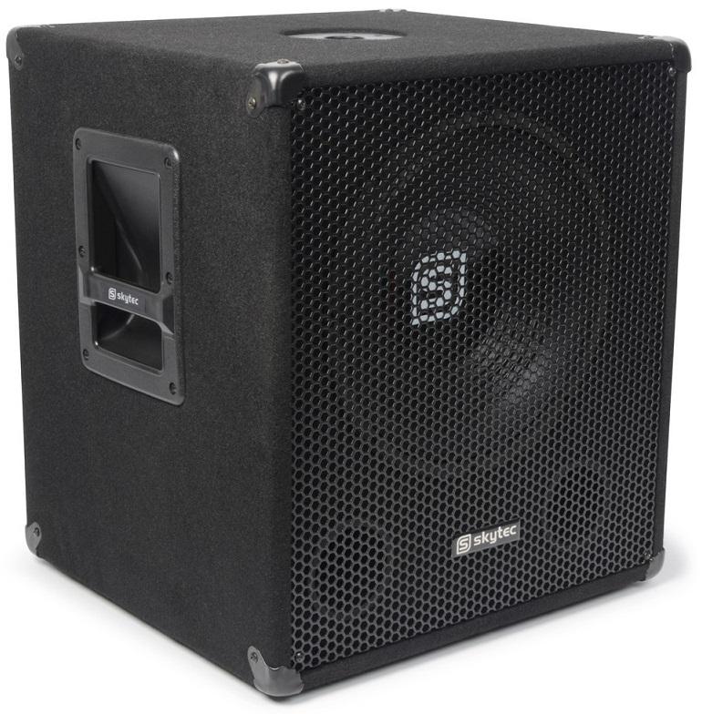 Subwoofer Bi-Amplificado 15 600W (SMWBA15) - VONYX