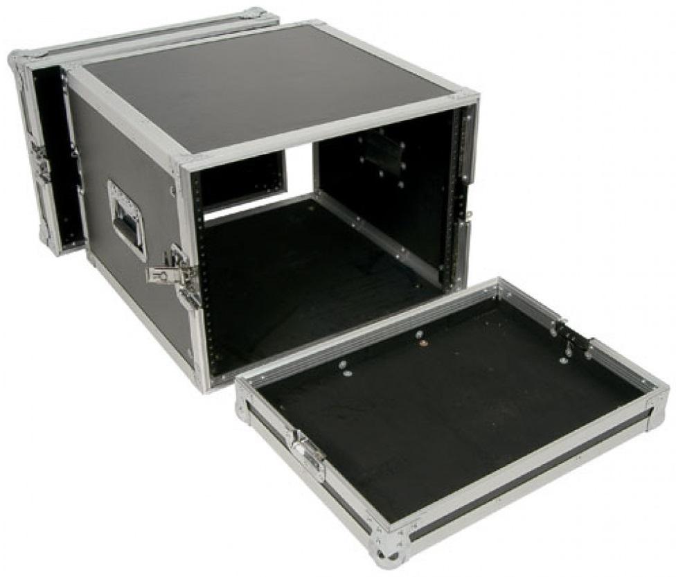 Rack Metálica 19 8U (PD-F8U) - Power Dynamics
