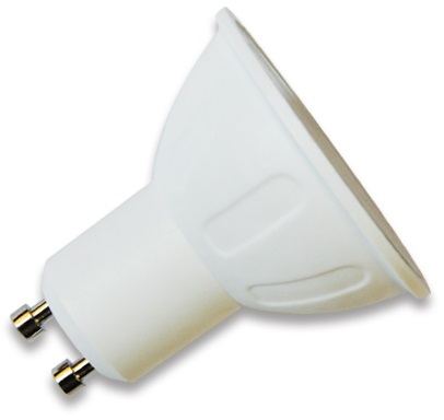 Lampada LED 220V GU10 3W Branco F. 6000K