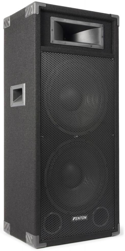 Coluna Amplificada 2x 15 1600W (CSB215) - FENTON