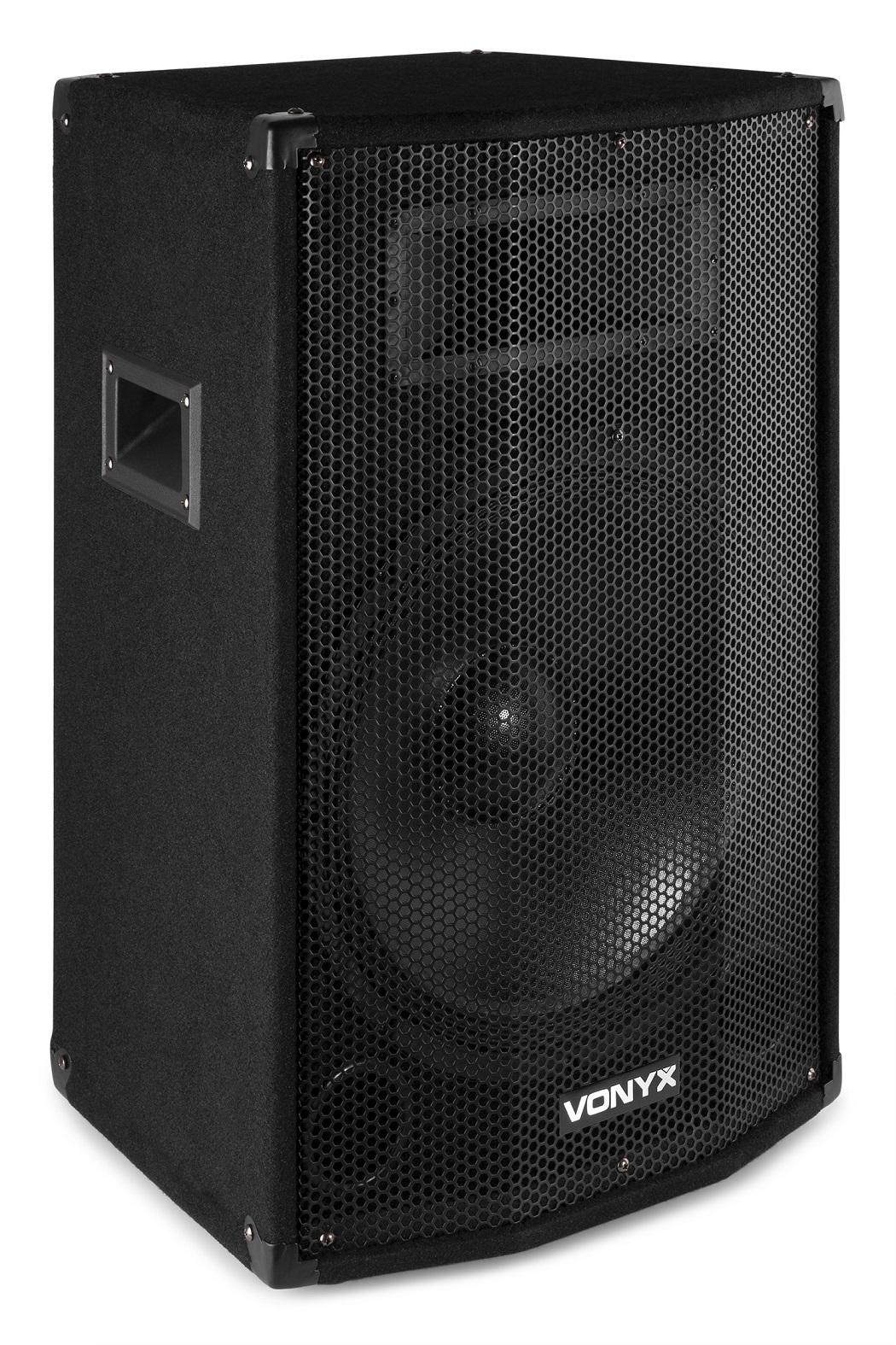 Coluna Amplificada 15 800W c/ Bluetooth e MP3 (CVB12) - VONYX