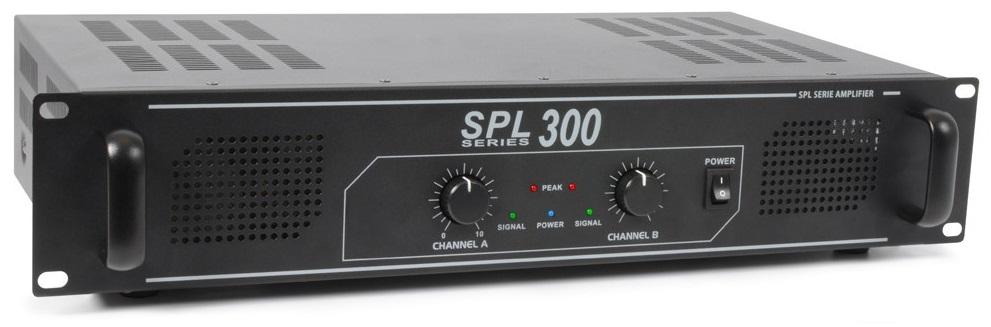 Amplificador PA 2x 150W 19 (SPL 300) - SPL
