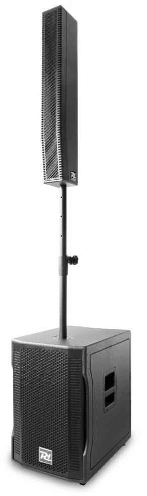 Sistema Som Array Portátil 15 1800W (PD815A) - Power Dynamics