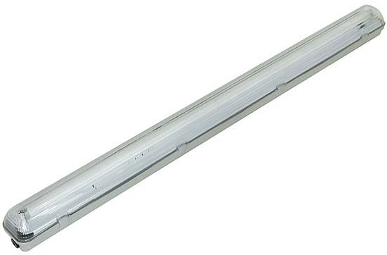 Armadura Estanque p/ Lampada Tubular LED T8 1,50 mts - ProFTC
