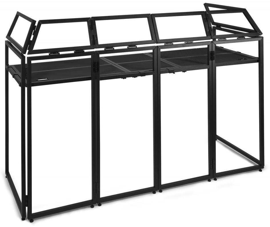 Cabine PRO Aluminio p/ DJ (DB5) - VONYX
