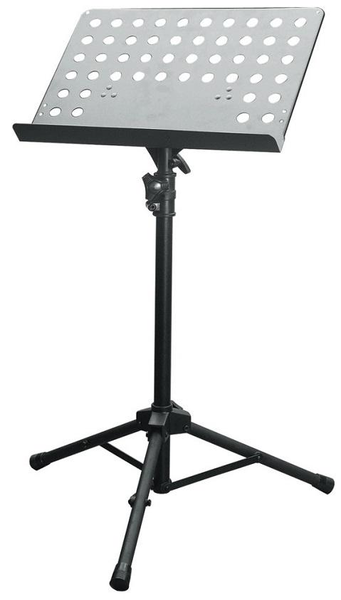Suporte p/ Pautas Musicais (96-150cm) - VONYX