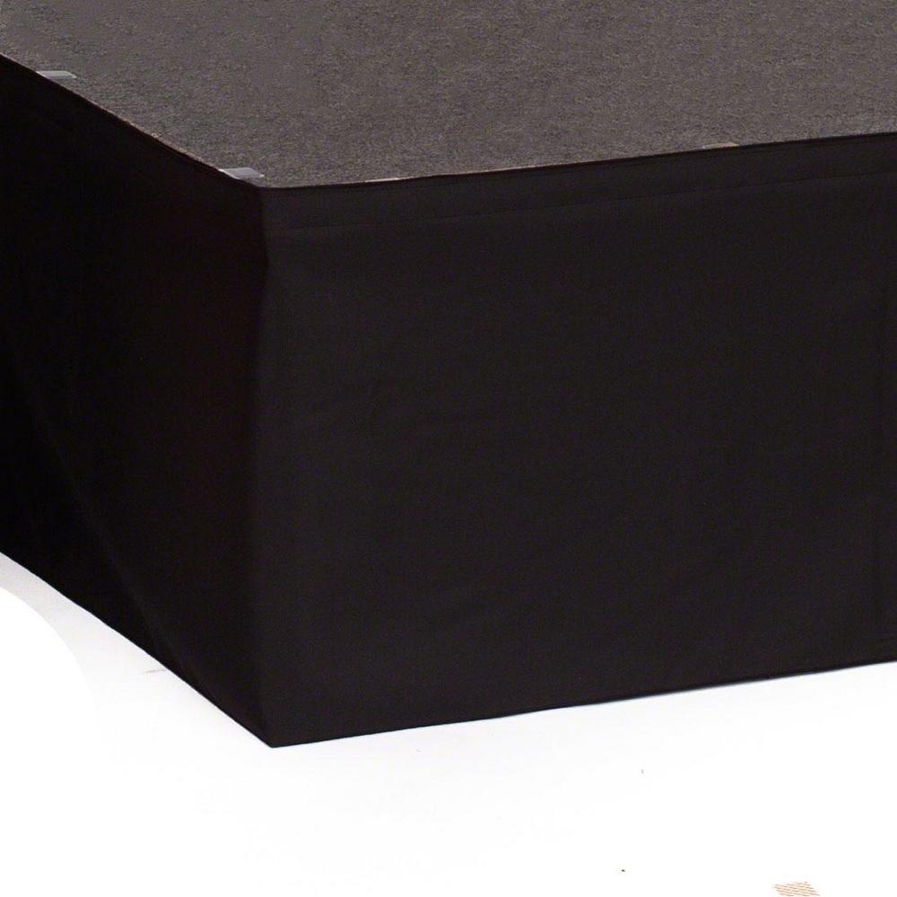 Pano t/ Saia p/ Palcos Poliester c/ Velcro (600 x 60cm) - Power Dynamics