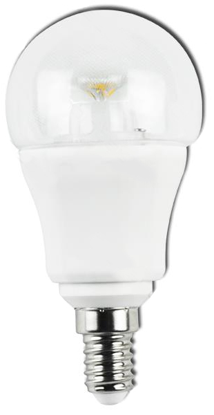 Lampada LED 220V E14 6W Branco F. 6000K 375Lm