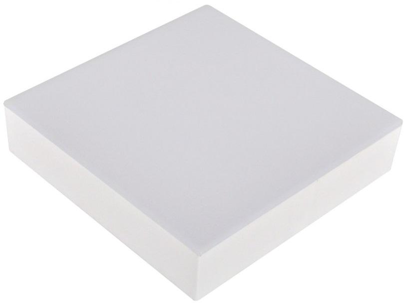 Painel de LED Superficie Quadrado s/ Aro (12 x 12cm) 12W 4000K 1000Lm