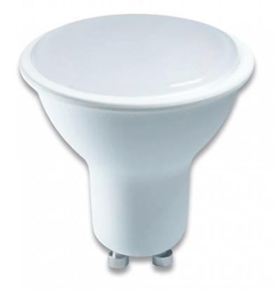 Lampada LED 220V GU10 9W Branco Q. 3000K 630Lm