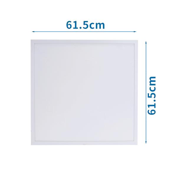 Painel de LED Quadrado (60 x 60cm) 40W 4000K 3600Lm - ProFTC
